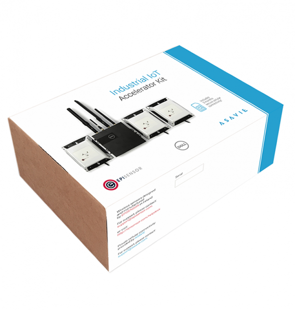 Asavie Industrial IoT Accelerator Kit