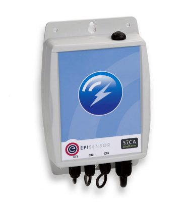 IIOT Wireless 3-Phase Electricity Monitor ZEM-61